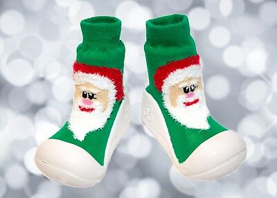 Christmas Kids Prewalker Shoes ( Machine washable)