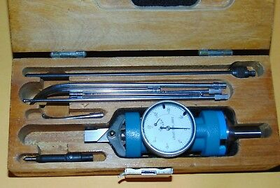 Co-ax Coaxial Centering Radial Axis Offset Indicator Complete Set Blake-Style