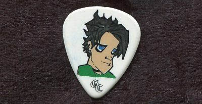 GOOD CHARLOTTE 2004 Tour Guitar Pick!!! BILLY MARTIN custom concert stage Pick