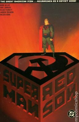 Superman Red Son TPB (DC) 1st Edition #1-1ST 2004 VG Low Grade
