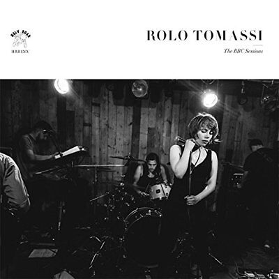 Rolo Tomassi - The BBC Sessions (green 10 inc Vinyl Maxi Holy Roar NEW