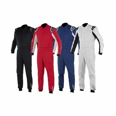 Alpinestars Delta 2 Layer Race Rally Suit Fireproof Aramid FIA SFI Approved