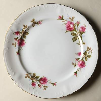 Fine China Of Japan MOSS ROSE Dinner Plate 4039576