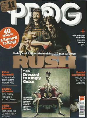 PROG MAGAZINE- Issue 82 (NEW/LATEST ISSUE)*Post included to UK/Europe/USA/Canada
