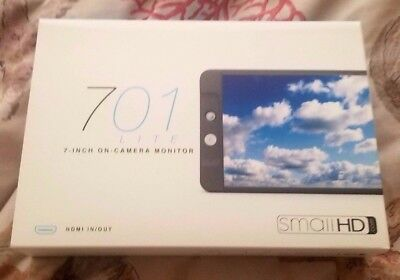 "SmallHD 701 Lite 7"" HDMI On-Camera Monitor MON-701L New"