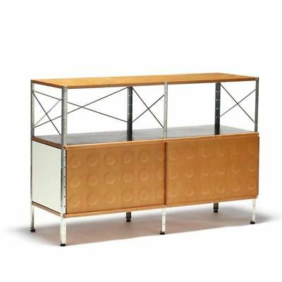 Charles and Ray Eames, 2 x 2 Storage Unit Lot 199
