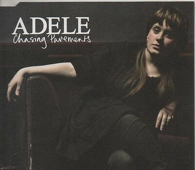 ADELE Chasing Pavements RARE 2 TRACK CD NEW - NOT SEALED