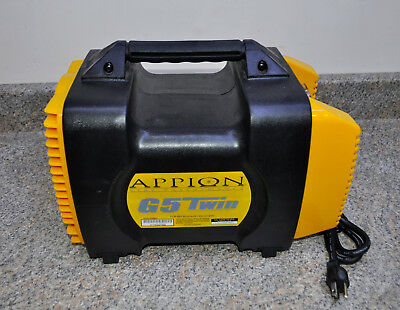 Appion G5 Twin Cylinder / Condenser Refrigerant Recovery Unit. Same Day Shipping