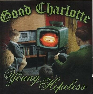 GOOD CHARLOTTE The Young and the Hopeless CD ALBUM