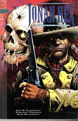 DC Comics Jonah Hex Two Gun Mojo Issues 1-5  Full Run