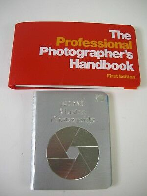 Kodak Master Photoguide &The Professional Photographer's Handbook First Edition