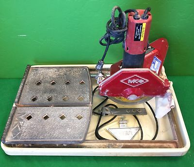 MK 470 Wet Tile Saw Complete Working (LOCAL PICKUP)