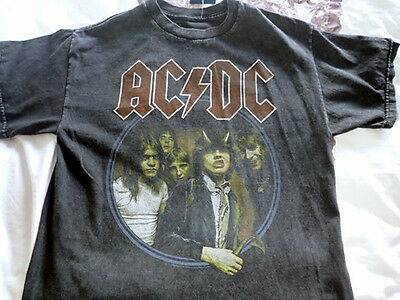 AC/DC  T-SHIRT  (with Tag)
