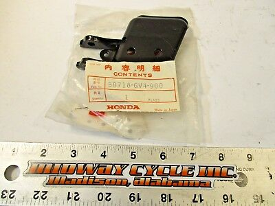 HONDA CH80 ELITE LEFT PILLION STEP BASE CH 80 SCOOTER 50718-GV4-900 kc