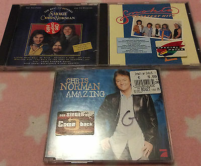 Smokie  3 CD Sammlung   Best of   20 Years  MCD  Chris Norman - Amazing