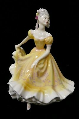 "Royal Doulton ""Ninette"" Figurine  HN 2379 As Is"