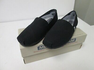 on sale uk cheap sale famous brand NEW SKECHERS 33645/BLK BOBS PEACE & LOVE Slip-On Flat Shoes ...