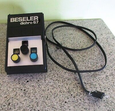 Beseler Dichro 67 Enlarger Head Only