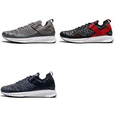 35e11b1613bf Puma Ignite EvoKNIT Lo Low Mens Running Shoes Sneakers The Weekend Pick 1