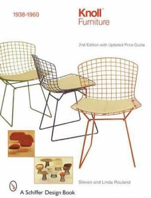 Knoll Mid-Century Modern Furniture Collectors Guide 1950s ID Chairs & More