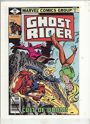 Ghost Rider #38 Vf/nm