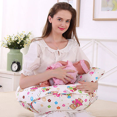 Portable Newborn Baby U-Shaped Maternity Breastfeeding Nursing Support Pillow