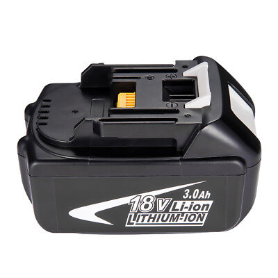 Battery 3.0 amp hour For Makita BL1815 BL1830 18Volt LXT Lithium Ion Cordless