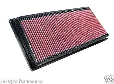 Kn Air Filter  Replacement For Jaguar X Type 2.5L-I4 & 3.0L-V6; 2001-2008