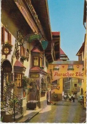 Germany (W) - Roman Lane & Restaurant, Kufstein, Tyrol (Post Card) 1960's