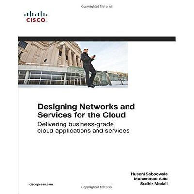 Designing Networks and Services for the Cloud - Paperback NEW Saboowala, Huse 20