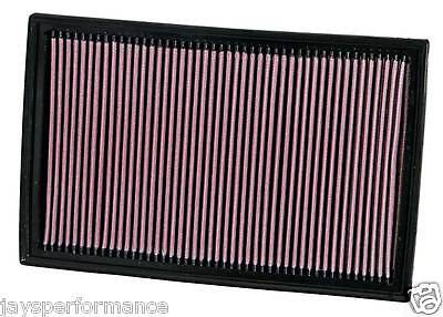 Kn Air Filter Replacement For Volkswagen Passat 3.6L-V6; 2007