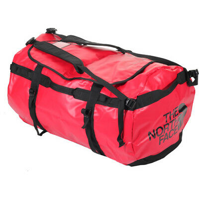 North Face Base Camp Xx Large Unisex Bag Duffle - Tnf Red Black One Size