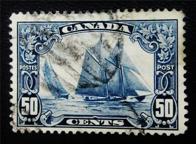 nystamps Canada Stamp # 158 Used $65