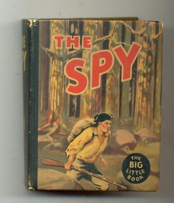 The Spy      Big Little Book    1936      Whitman