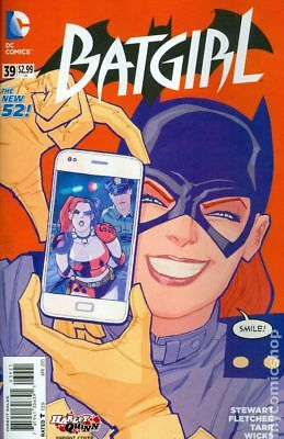 Batgirl (4th Series) #39B 2015 NM Stock Image