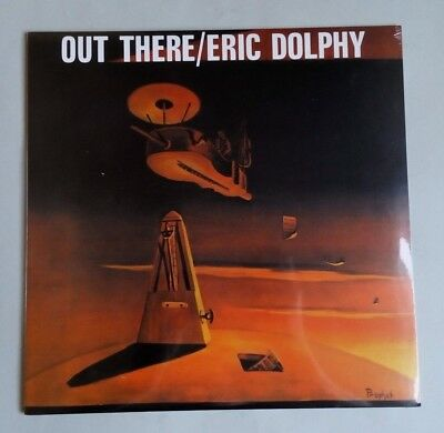 Eric Dolphy - Out There - Vinyl LP Reissue 2012 NEW, SEALED