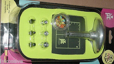 silent setter zision by pro craft new with 50 free eyelets free shipping
