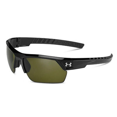 Under Armour Igniter 2.0 Sunglasses  Satin Black / Gameday Multiflection  17615