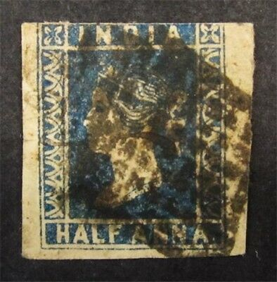 nystamps British India Stamp # 2 Used $30