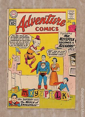 Adventure Comics (1st Series) #286 1961 GD 2.0