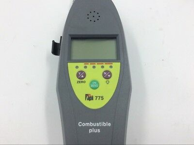 TPI 775 Carbon Monoxide, Ambient CO and Combustible Gas Leak Detecto (S21012966)