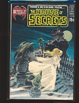 House of Secrets # 88 - Neal Adams cover VG Cond.