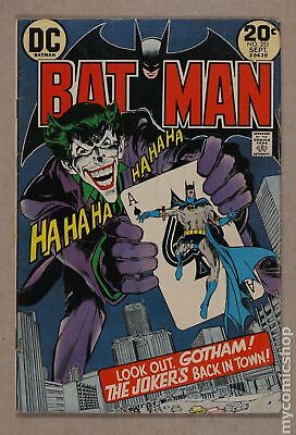 Batman #251 1973 GD/VG 3.0