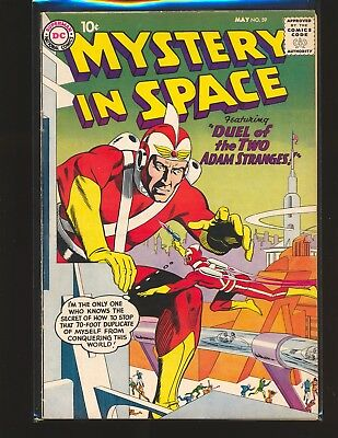 Mystery In Space # 59 Fine+ Cond.
