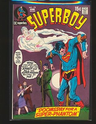 Superboy # 175 - Neal Adams cover VF/NM Cond.