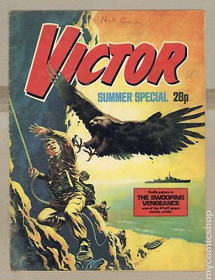 Victor Summer Special (D.C. Thomson) UK 1982 GD 2.0