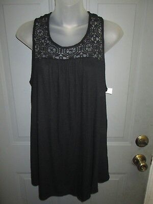 Liz Lange Maternity size M sleeveless top NEW WITH TAGS!!!!!!!!!