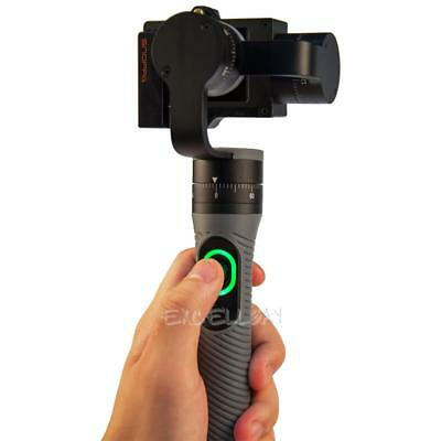 3-Axis Handheld Camera Gimbal Stabilizer Mount w/ USB Port for GoPro Hero 5 4 3