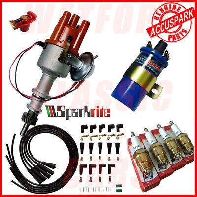 Ford Pinto Full Electronic distributor and Ignition overhaul Pack
