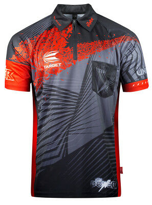 "Target Coolplay Shirt - Phil ""The Power"" Taylor 2018  JETZT VORBESTELLEN NEU"